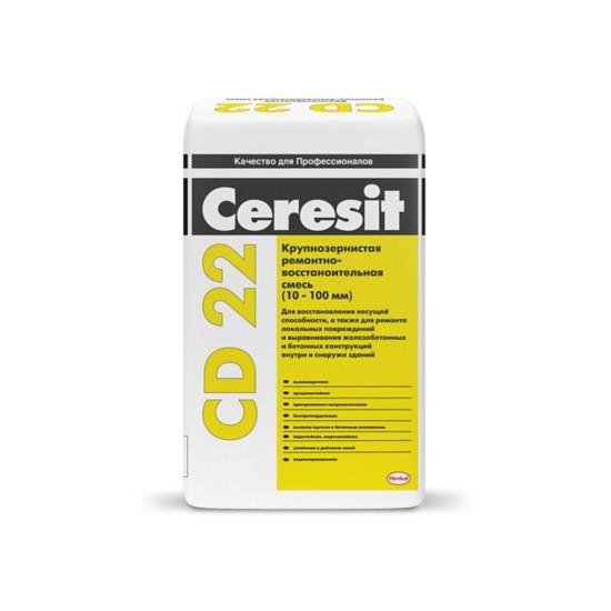 Монтажная смесь Ceresit CD 22