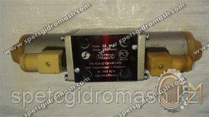 Гидрораспределитель 1РЕ10.64 Г24 УНМ УХЛ4 электромагнитное управление
