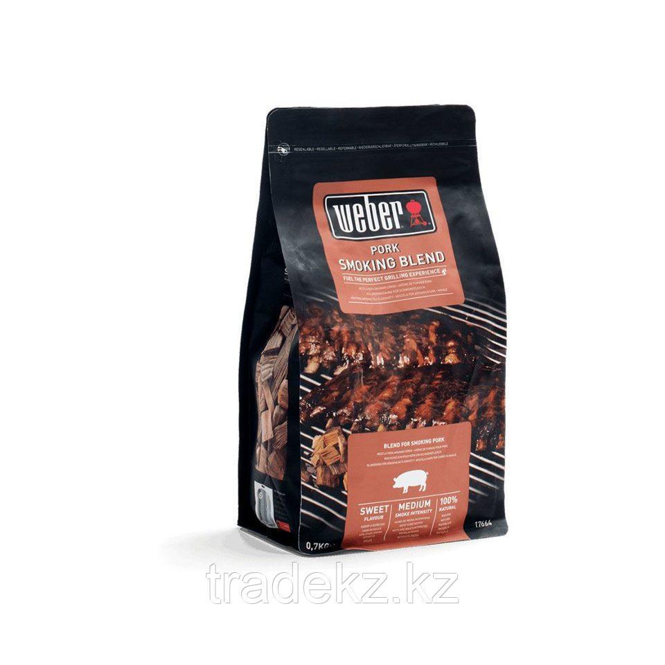 Щепа для копчения свинины Weber 700 грамм
