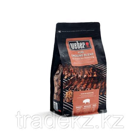 Щепа для копчения свинины Weber 700 грамм, фото 2