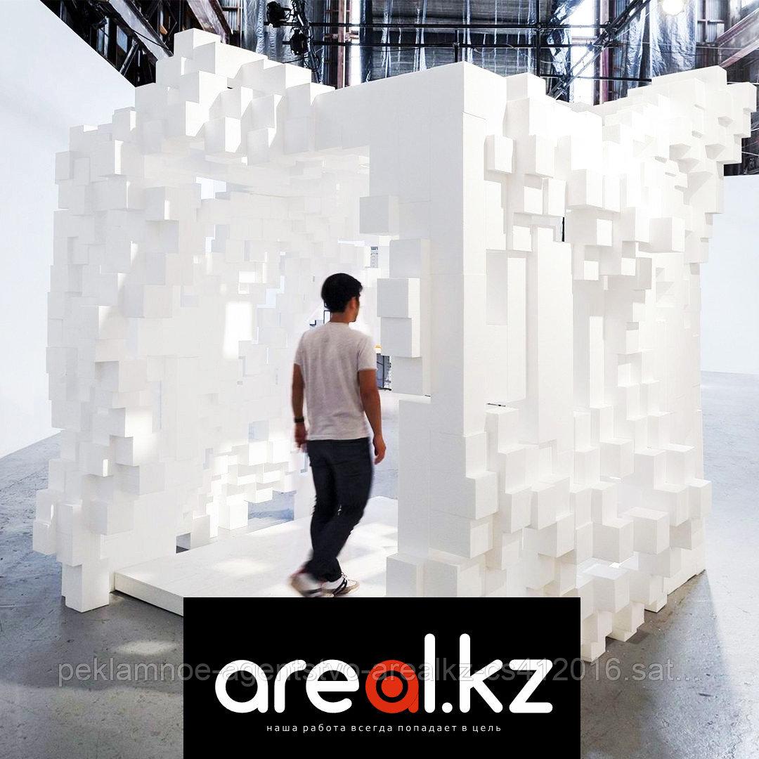 3D резка пенопласта в Шымкенте