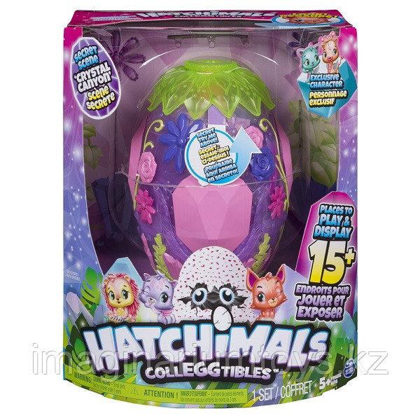 Хатчималс игровой набор Кристальный каньон Hatchimals