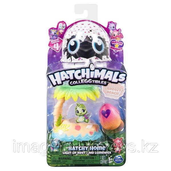 Хетчималс домик яйцо с подсветкой Hatchimals