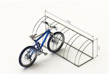 Парковки для велосипедов и электросамокатов