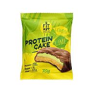 Печенье Fit Kit - Protein Cake, 70 гр Лимон-Лайм