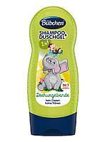 """Bubchen Шампунь """"Джунгли зовут"""" 230 мл для мытья волос и тела"""