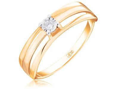 Золотое кольцо Lucente 3218420_9_18