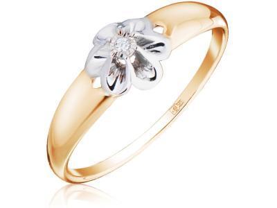 Золотое кольцо Lucente 3217447_9_16