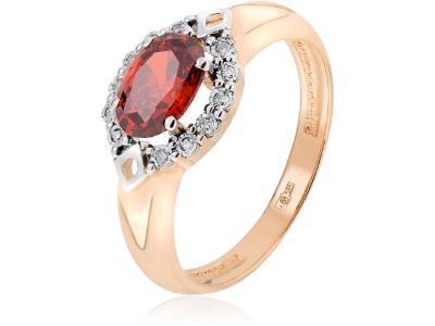 Золотое кольцо Lucente 3216092_9г_185