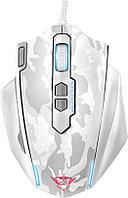 Мышь игровая Trust GXT155C GAMING MSE-CAMO (White)