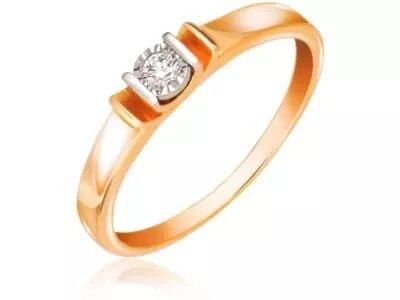 Золотое кольцо Lucente 3213579_9_16
