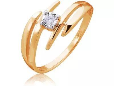Золотое кольцо Lucente 3213112_91_175