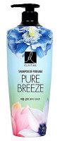 LG Elastine Perfume Pure Breeze Шампунь Парфюмированный для всех типов волос 600мл.