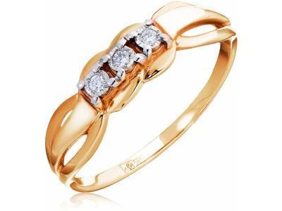 Золотое кольцо Lucente 3212638_91_185