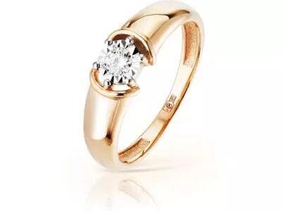 Золотое кольцо Lucente 3212612_9_175