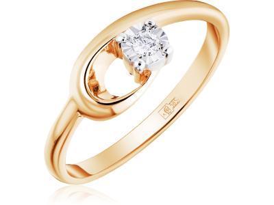 Золотое кольцо Lucente 3212522_91_165