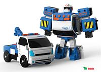 Трансформер - Тобот Зеро (Young Toys, Южная Корея)