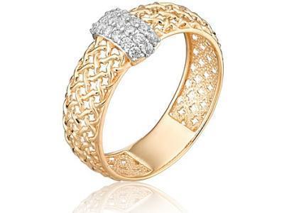 Золотое кольцо Lucente 20-02-0001-26166_18