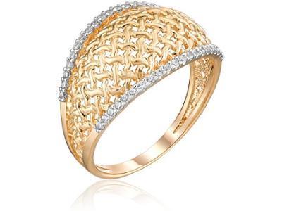 Золотое кольцо Lucente 20-02-0001-26157_18