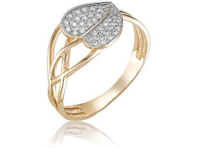 Золотое кольцо Lucente 20-02-0001-23987_17