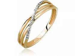 Золотое кольцо Lucente 1214692_17