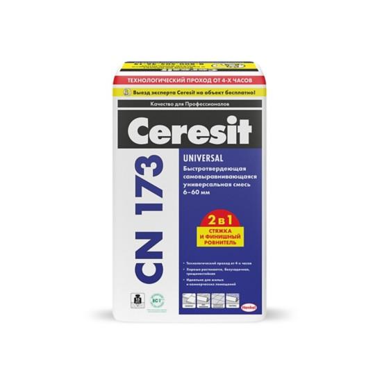 Cамовыравнивающаяся смесь Ceresit CN 173