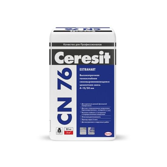 Смесь для промышленных полов Ceresit CN 76 Extrahart