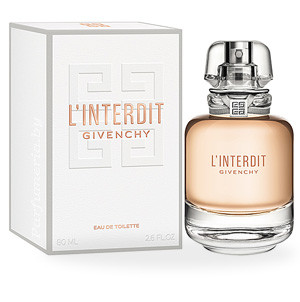 Givenchy L'Interdit edt 50ml