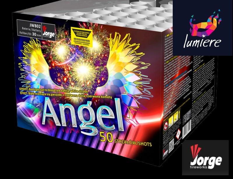 Батарея салютов Jorge JW802 Angel