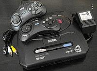 SEGA (Сега) Mega Drive 2 16 bit, 500 игр., фото 1
