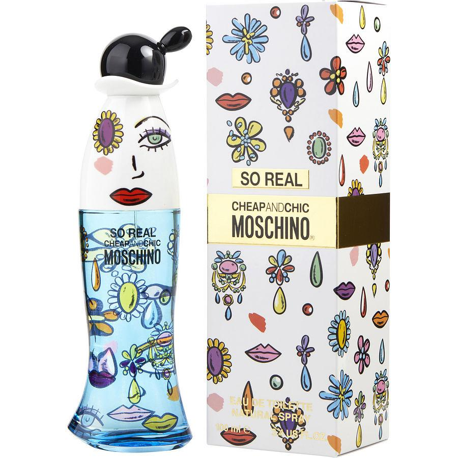 Moschino Cheap and Chic So Real edt 100ml