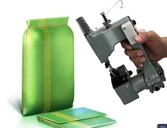 Портативная мешкозашивочная машина 210 Вт (HF90528)