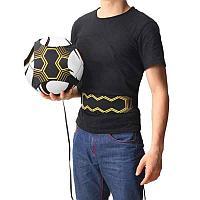 Футбольный тренажер для отработки ударов