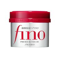 Маска для волос с содержанием маточного молочка пчел с цветочным ароматом, 230 гр., FINO Premium Touch, SHISEIDO