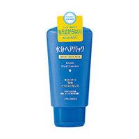 Ночная маска-эссенция для поврежденных волос «Интенсивное увлажнение» Moist Hair Pack, 120 гр, Shiseido