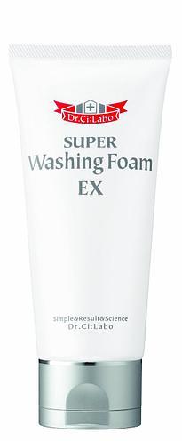 Пенка для умывания Super Washing Foam EX линии Basic ,90 гр, Dr. Ci: Labo