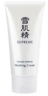 Kose Sekkisei Supreme Washing Cream Очищающий крем, 140 гр