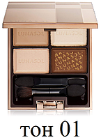Новинка! Kanebo Lunasol Selection De Chocolat Eyes Тени для век, тон 01