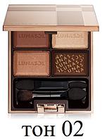 Новинка! Kanebo Lunasol Selection De Chocolat Eyes Тени для век, тон 02