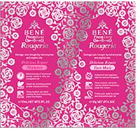 Bene Premium Rougeria Пробник Шампунь + Маска для волос, MoltoBene