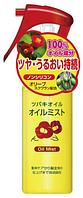 KUROBARA Tsubaki Oil Спрей восстанавливающий с маслом камелии, 80мл