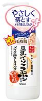 Sana Nameraka Soybean Isofrabon Makeup Removal Milk N Pump Bottle Молочко для удаления макияжа, 200 мл
