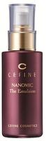 CEFINE NANOMIC THE EMULSION Омолаживающая эмульсия, 80 мл