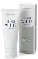 SHISEIDO Elixir White Cleansing foam Очищающая пенка, 145гр