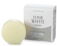 SHISEIDO Elixir White Cleansing soap Очищающее мыло, 100гр