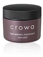 MENARD CROWA Hair Beauty Treatments Лечение волос, 240гр