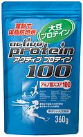 Orihiro Active Protein 100 Витамины и минералы, 360 гр