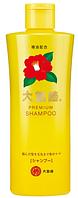Oshima Tsubaki Premium shampoo Шампунь для волос с маслом камелии, 300мл