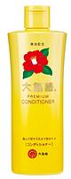 Oshima Tsubaki Premium Conditioner Кондиционер для волос с маслом камелии, 300мл