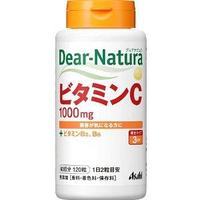 Витамин С, 60 дней , 1000 мг, ASAHI Dear-Natura